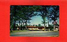 Shawano, WI Wisconsin Oakdale Motel Highways 47 & 55 $5.00 rooms used 1966