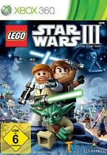 XBOX 360 Lego Star Wars 3 The Clone Wars Deutsch GuterZust.