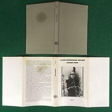 Louis Ferdinand CELINE - CASSE-PIPE Einaudi (1° Ed 1979) Libro Cop.Rigida