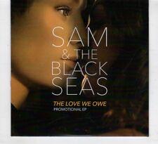 (HT57) Sam & The Black Seas, The Love We Owe - 2016 DJ CD