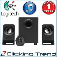 Speaker Logitech Z213 PC Desktop 2.1 Stereo Speakers with Subwoofer Multimedia