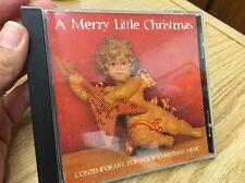 A Merry Little Christmas Contemporary Pop-Rock Christmas Music CD