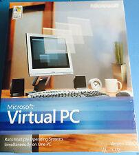 MICROSOFT Virtual PC Versione 2004 esegue più sistemi operativi su un PC