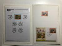 2004 Folder Grandi Eventi Filatelici Martirio San Giorgio Reggio Calabria GE39