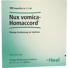 NUX VOMICA HOMACCORD Ampullen   100 st   PZN 735977