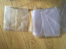 New 30 x protective Leaflet Holders leaflet protectors DL