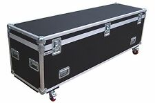 6 x 2 x 2 Road Cable Trunk Swan Flight Case (Hex)