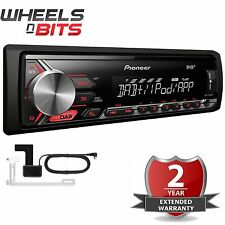 Pioneer MVH-280DAB & Antena Mechless DAB USB AUX Auto Estéreo Radio Reproductor Android