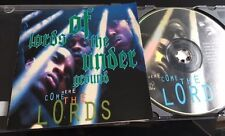 Lords Of The Underground ‎– Here Come The Lords CD ALBUM