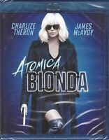 Blu-ray **ATOMICA BIONDA** con Charlize Theron nuovo 2017