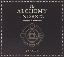 THRICE - The Alchemy Index Vol. I & II (2 Cd) - NUOVO Celophanato