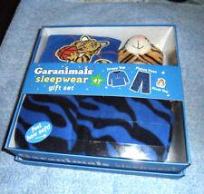 Garanimals Sleepwear Top Pant Plush Toy 3 Pc. Gift Set 4T NEW