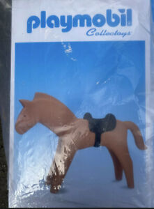 Playmobil Collectoys Horse 21cm New Boxed - Vintage Collector Play Mobil