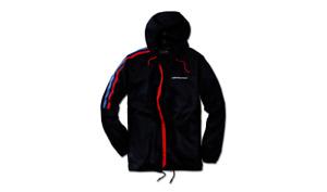 BMW Genuine Motorsport Collection Unisex Nylon Rain Jacket Team Blue 80142446446
