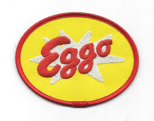 Stranger Things TV Series Eggo Waffles Logo Embroidered Patch, NEW UNUSED