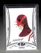 2014 Marvel Premier Cyclops sketch card