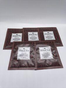 5X ORIGINS RITUALI TEA OOLONG-LA PURIFYING POWDER FACE MASK NEW .17 oz Each