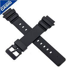Genuine Casio Watch Strap Band for MRW-200H MRW-200 MRW200 MRW 200 200H BLACK