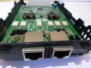 Panasonic KX- TDA3280 BRI2 card 12 months wty, GST tax invoice