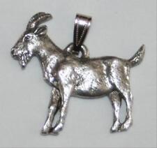 Goat Harris Fine Pewter Pendant USA Made
