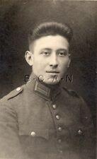 WWII German RP- Portrait- Army Soldier- Reichswehr -Uniform- 1920s-30s