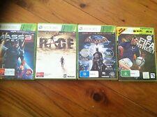 Ravage Batman:Arkham Asylum FIFA Street Mass Effect 3 All of Xbox 360