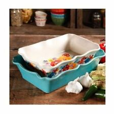 Pioneer Woman Stoneware Bakeware For Sale