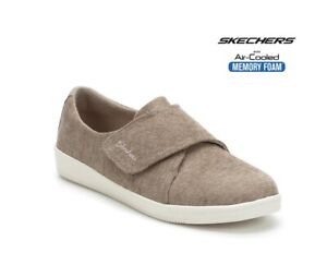 Ladies Sketchers Madison Ave Womens Touch Fastening Slip On Shoes Trainers Size