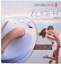 REMINGTON I-Light Pro Intense Pulsed Hair Removal System no shaving up to 6mo