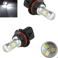 2pcs HID White High Power 9007 HB5 21W 2538 Headlight Headlamp LED Lamp Bulbs