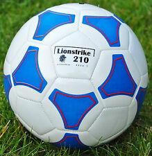 NEW Lionstrike Lightweight Leather Training Football size 3 for Children 3-7 yrs