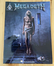 Megadeth Countdown to Extinction guitar tab book - great shape!