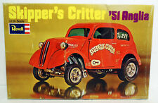Vintage Revell Skipper's Critter 1951 Anglia Parts Kit