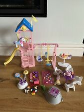 Barbie Happy Families Rare First Birthday Play Set With Extras Pregnant Midge