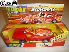 DINKY 206 CUSTOMISED CORVETTE STINGRAY - NR MINT in original BOX