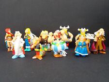 Lot série complète 10 Kinder Astérix & les Vikings 2S France 2006 + 1 BPZ
