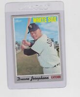 1970 Topps LOT #12 rookies joe pepitone john roseboro al oliver nice shape