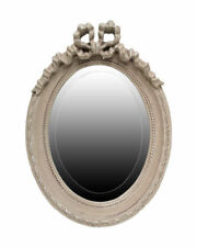 Resin Small Width (Less than 12') Oval Decorative Mirrors
