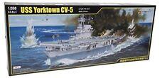 Merit - Modellino Nave da guerra USS Yorktown Cv-5 Scala 1 350