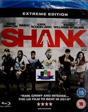 Shank (Adam Deacon) Blu-Ray 2010 New and Sealed