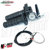 MF2208 - KIT COMANDO GAS RAPIDO FORMULA RACING + CORDA FILO MOTO SCOOTER CROSS