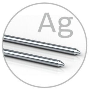 Silber-Elektroden 2mmx80mm Colloimed CM-Serie Kolloidales Silber