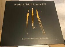 HADOUK TRIO LIVE A FIP 2 CD LIKE NEW