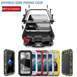 SHOCKPROOF HEAVY DUTY TOUGH ARMOUR CASE COVER FOR  IPHONE 12 11 PRO 6 7 8+ XS XR