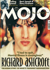 MOJO no. 80  July 2000  :  Richard Ashcroft  /  Rolling Stones   /  Bert Jansch