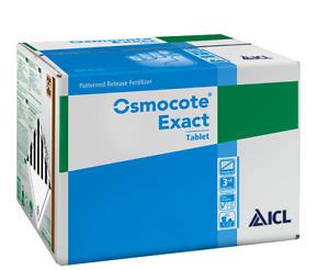 Osmocote Exact Tablets - Hanging Basket Slow Release Plant Food 7.5kg