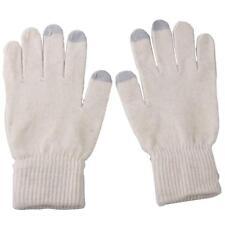 Handschuhe mit Punto Touch Screen Smartphone Tablet Weiß Geschenkidee Galaxy