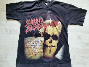 Morbid Angel Covenant Shirt M-L Vintage