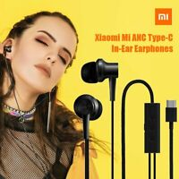 Xiaomi Mi Type-C ANC Earphones Active Noise Cancelling Headset Wired Headphones