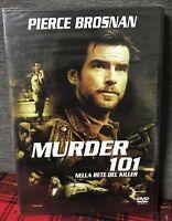 Murder 101 DVD Nuovo Sigillato Pierce Brosnan Nella Rete Del Killer